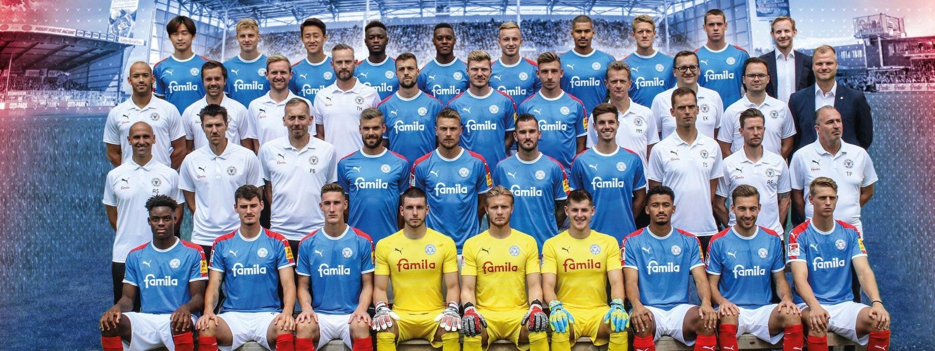 Holstein Kiel Spielplan Heute