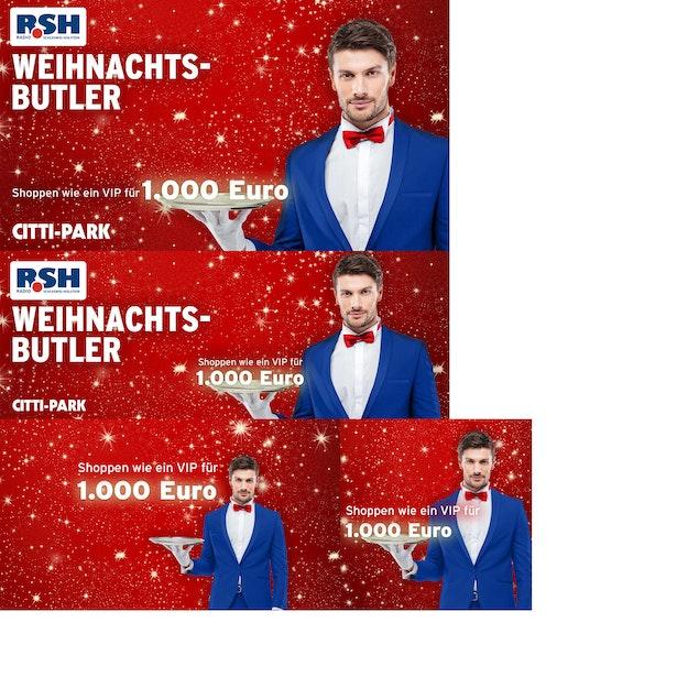 R.SH - Der R.SH - Weihnachtsbutler!