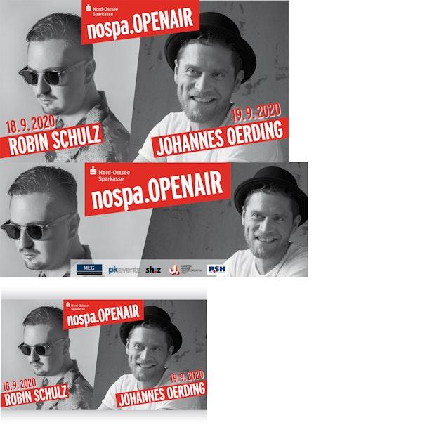 R.SH - R.SH präsentiert: nospa.OPENAIR in Schleswig!