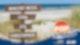 An einem Strand steht ein Holzpfahl an dem vier Schilder befestigt sind. Auf jedem der Schilder steht ein Künstlername. Von oben nach unten: Wincent Weiss, Lena, Lea, Christopher.