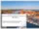 Auf einem Foto ist Eckernförde abgebildet. Links unten befindet sich ein Textfeld, rechts am Bildrand ist ein Barcode.