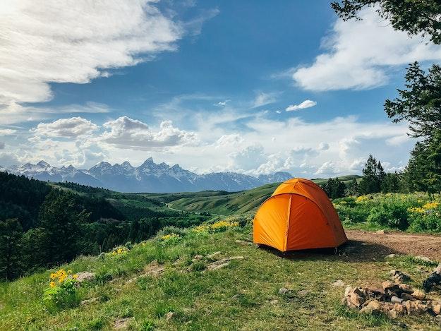 R.SH - Pop-Up Camps: Zelten an ungewöhnlichen Orten