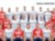 Die aktuelle Handball-Mannschaft der SG Flensburg-Handewitt.