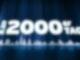 """Vor dunklem Hintergrund steht der leuchtende Schriftzug """"R.SH 2000er-Tag""""."""